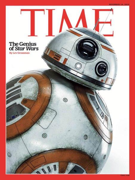 Time Magazine - December 14, 2015