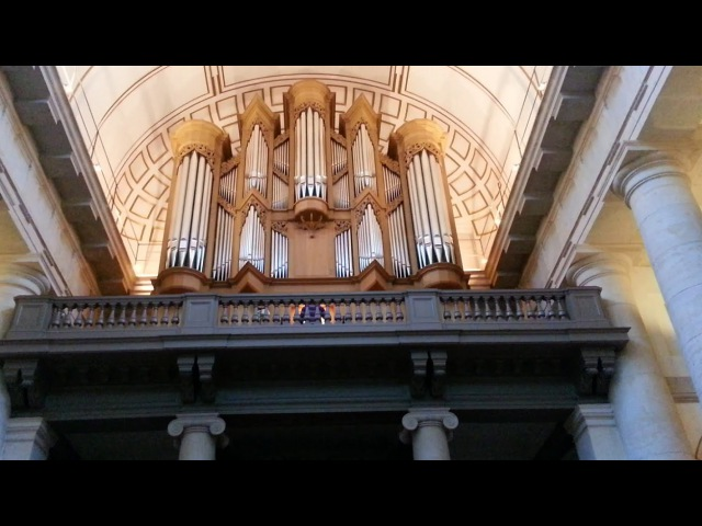 Pirates of the Caribbean - Davy Jones's theme cover church organ by Grissini Project