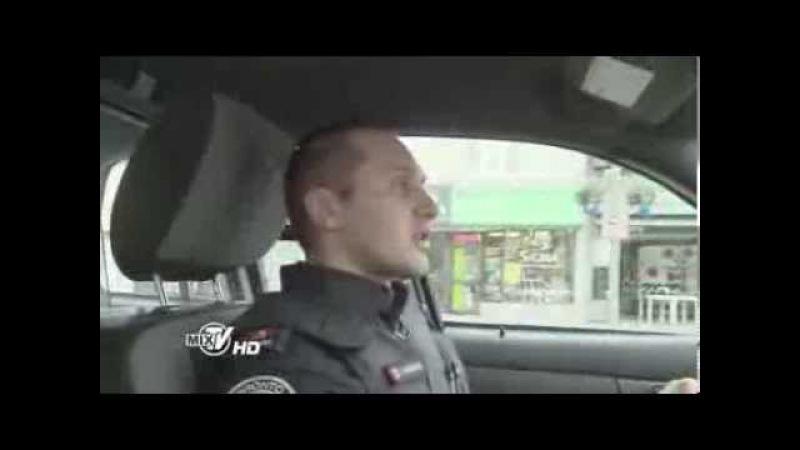 FIVEO.RU | Полиция Торонто говорит по-русски. Третья часть