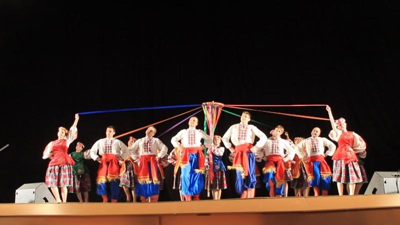Studvesna '16 Ansambl' Narodnogo Tantsa Ukraina Shikarnie rebyata Lublu Vas 3