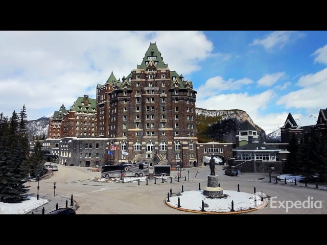 Fairmont Banff Springs Vacation Travel Guide Expedia