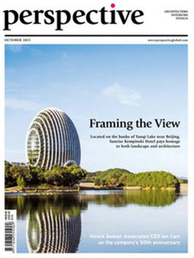 Book cover Perspective - October 2015