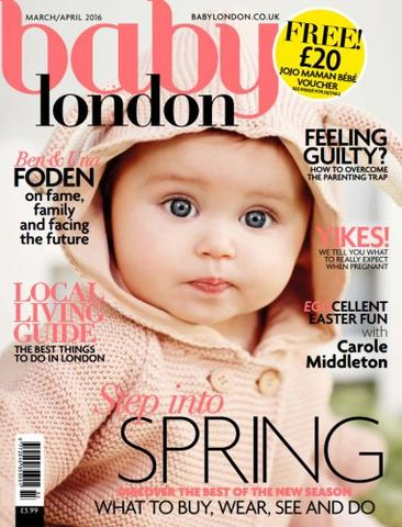 Baby London - March -April 2016