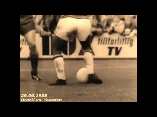 Garrincha - The King of Dribble