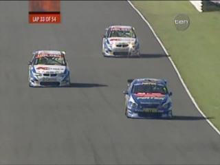 V8 Supercars 2002. Этап 12 - Пьюкикоу. Три гонки, обзор