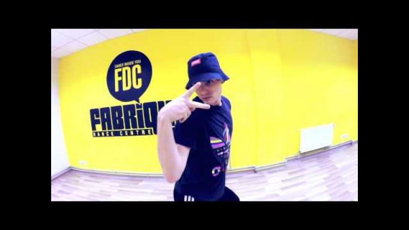 Curren$y – Cruzin' Hip - Hop choreography by Jeka Ignatenko