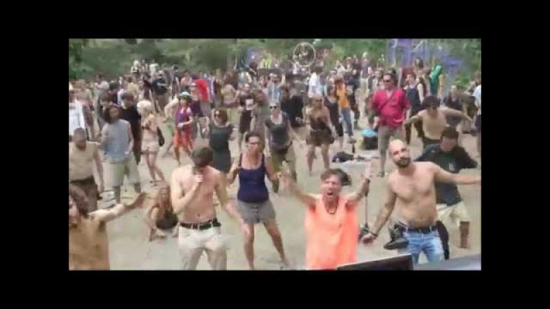 Goa gil 2015 darkpsy/pilot baba/burning man/high tech psy/usa/psykovsky/india/russia
