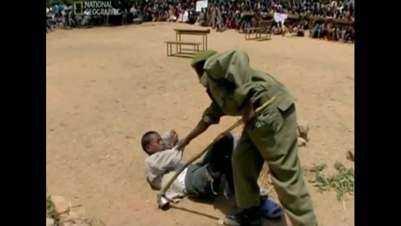 Долгий путь на Юг От Судана до Эфиопии 5 серия май июль 2007