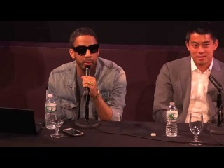 Silicon Harlem Meetup May 2015 - Tech Talk with Charlie & his Friends: Harrison Shih & Ryan Leslie.