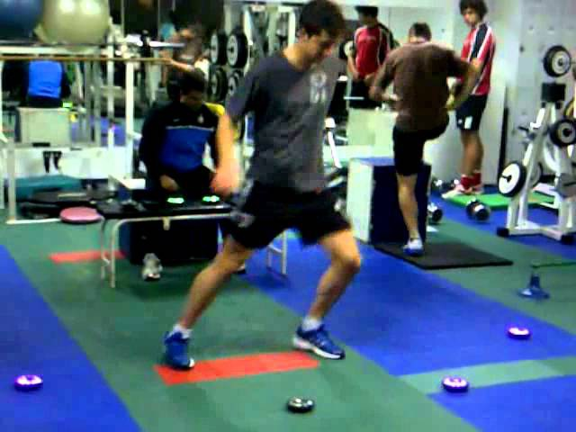 FitLight Trainer™Argentina Soccer Training 2 by Prof Diego Giacchino