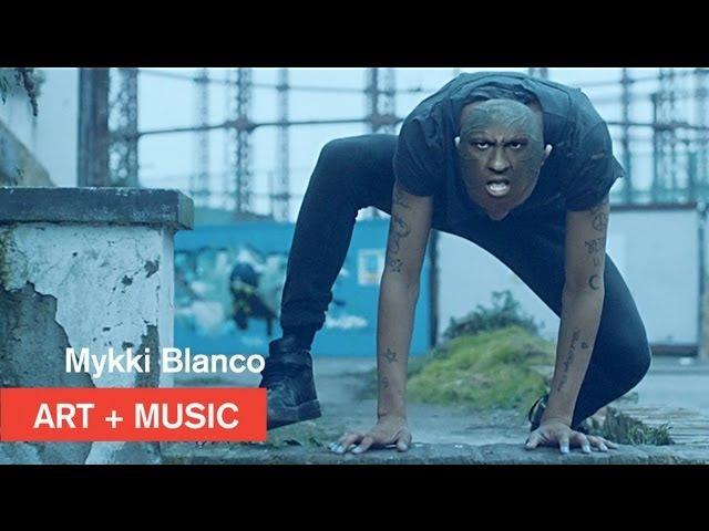 Mykki Blanco The Initiation Official Video Art Music MOCAtv