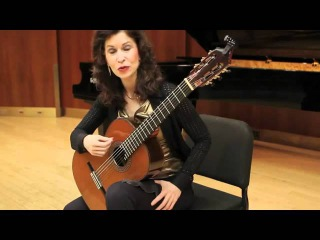 Sharon Isbin Interview & Lesson on GuitarTV