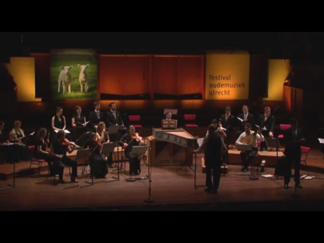 Vox Luminis La Fenice Purcell King Arthur HD Live Concert