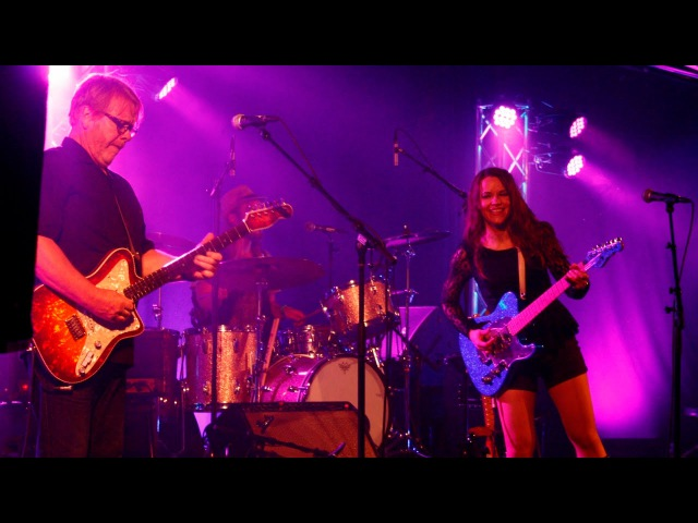 Erja Lyytinen with Heikki Silvennoinen and The Blue Wednesday Allstars Can't Be Satisfied