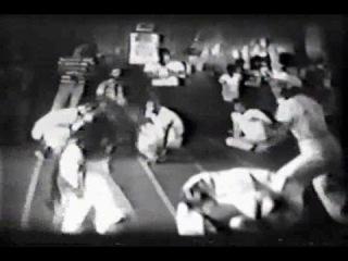 1973 - Рода в академии Местре Зе Педро (1/2)