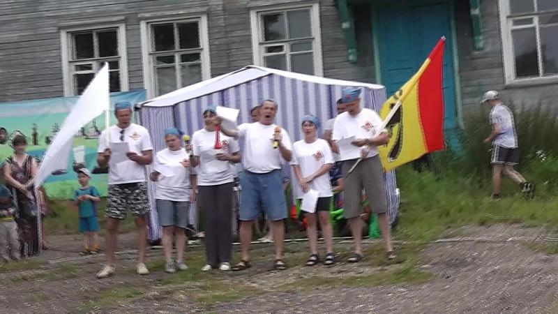 Команда Самоуправа на Регате-2015, 27 июня.
