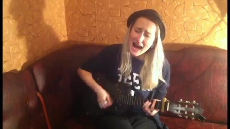 Океан Ельзи Не йди AlaskAlinA guitar cover