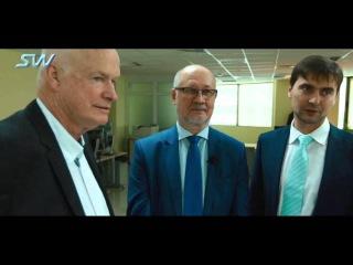 SkyWay: визит австралийской делегации  во главе с Родом Хуком