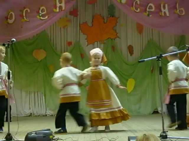 35.Удмуртский танец Тыпыртон(Ольга Коробова, Удмуртия)