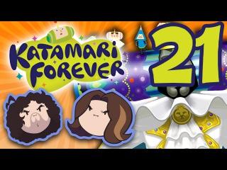 Katamari Forever Hot and Bothered - PART 21 - Game Grumps