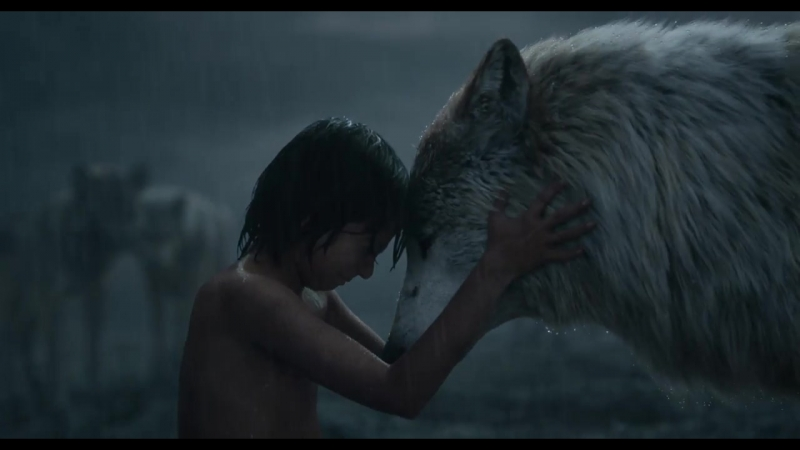 [Книга джунглей \ The Jungle Book](2016) Scarlett Johansson — Trust in Me (DJDS Remix)