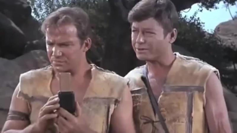 Звездный Путь (TV Series 1966–1969) Съемки / Behind the Scenes (Eng)