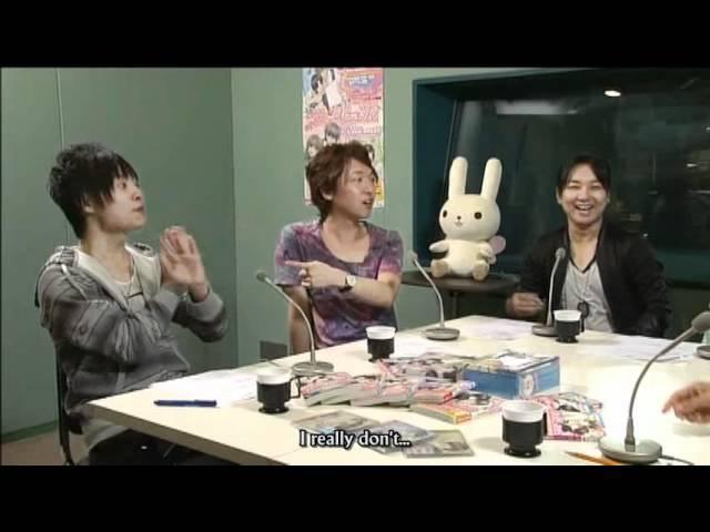 Sekai-ichi Hatsukoi Seiyuu EXTRA talk [aarinfantasy]