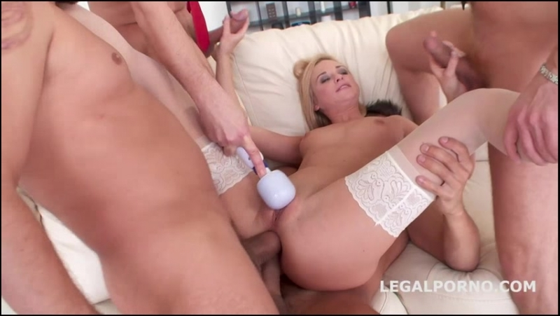 Legalporno My first Triple Kaytlin get DP DAP GAPES BALL Style Czech Girl getting facialized