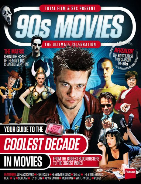 Total Film & SFX Presents 90's Movies – The Ultimate Celebration vk.com