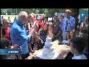 Otkriven spomenik Nikoli Tesli u Karađorđevom parku