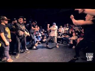 LIL MANHUNTA/SPITFIRE/YOUNG MADDMAN | JUDGE DEMO | BUCK SEASON 5