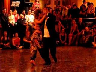 Horacio Godoy & Cecilia Garcia 'Nostalgias', BrusselsTF09