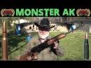 Monster AK: 7.62x54R VEPR Rifle