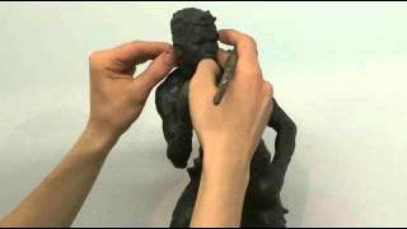 Скульптура боксёра Артуро Гатти Гром( Arturo Gatti )