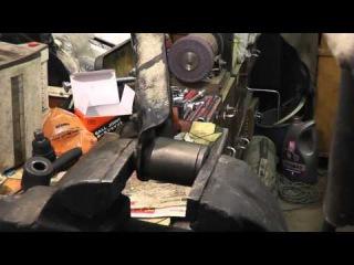 Мазда Трибьют: ремонт и обслуживание - Замена шаровых
