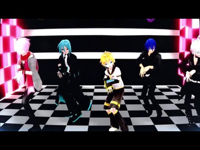 Vocaloid x Utaite Chorus Luvoratorrrrry 96 Neko Len Reol Gumi Rin Gachapoid nqrse