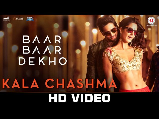 Kala Chashma | Baar Baar Dekho | Sidharth M Katrina K | Prem Hardeep ft Badshah Neha K Indeep