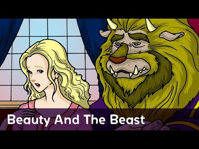 Fairy Tale Beauty And The Beast read by Jennifer Grey and Clark Gregg for Speakaboos