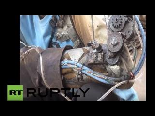 Индонезиец сконструировал механическую руку для борьбы с параличом.