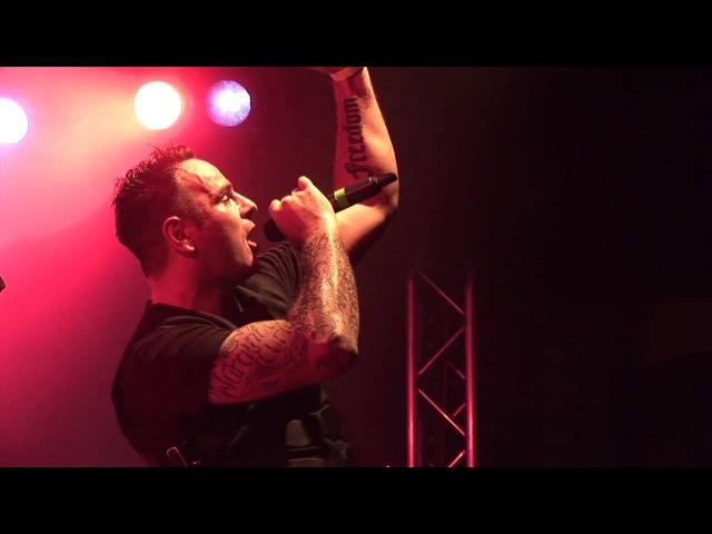 FUNKER VOGT Hard Way live @ 3 Darkflower Live Night
