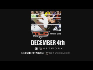 #My1 Watch WWE TLC 2016 on Dec. 4