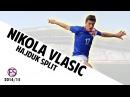 Nikola Vlašić Hajduk Split Goals Assists Skills 2014 15 HD