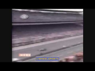 Fórmula Indy 1989 - 500 Milhas de Indianápolis (5 voltas para o final), original da Band