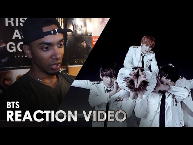 BTS INTRO PERFORMANCE TRAILER REACTION VIDEO wtf?!