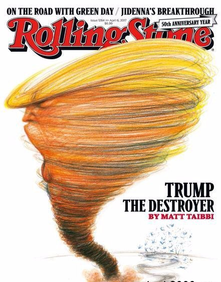 Rolling Stone USA Issue 1284 April 6 2017