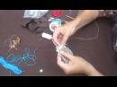 Мастер класс Текстильная брошь Камея в стиле БОХО Лора Ладонина