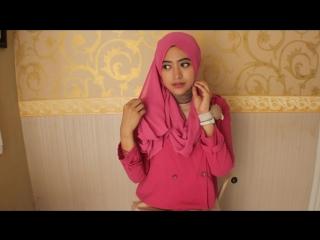 Natasha Farani - Hijab Tutorial - Special Ramadhan 1