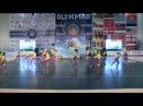 Серебро Олимпиада танцевальная 2016 танец Вертолеты Ансамбль Вертикаль