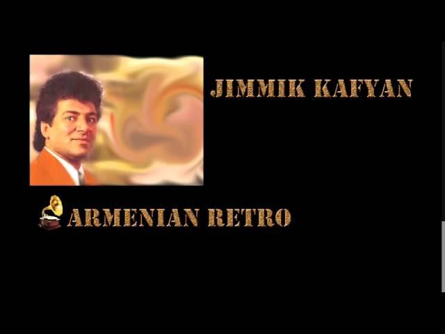 Jimmik Kafyan Acherd Kanchum En 1999 Armenian Retro