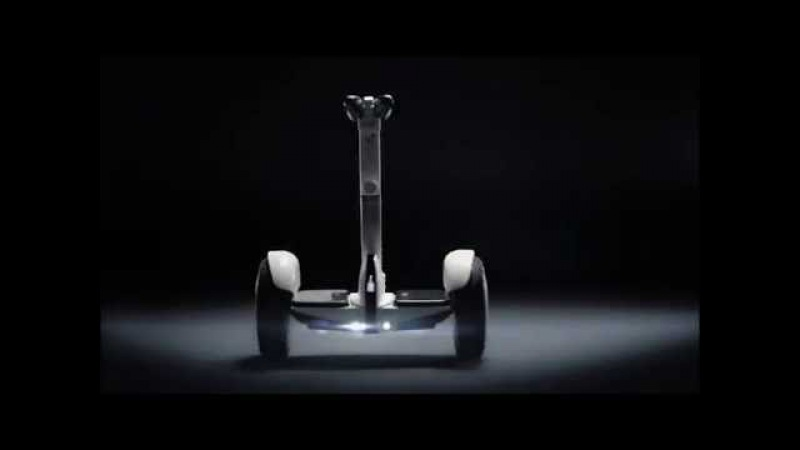 Go Beyond Hoverboard Technology Segway miniPRO